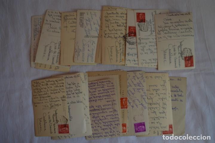 Postales: LOTE 23 POSTALES - Antiguas variadas - SANTA CRUZ DE TENERIFE (Canarias) - Años 50 / 60 ¡Mira! - Foto 7 - 219501321