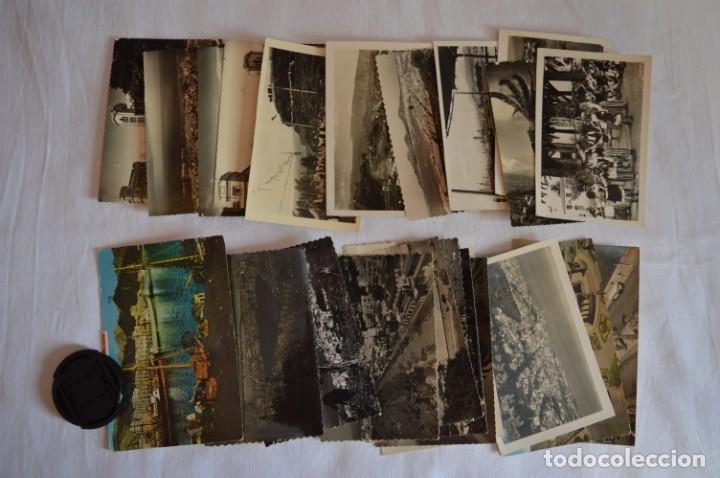 LOTE 23 POSTALES - ANTIGUAS VARIADAS - SANTA CRUZ DE TENERIFE (CANARIAS) - AÑOS 50 / 60 ¡MIRA! (Postales - España - Canarias Moderna (desde 1940))