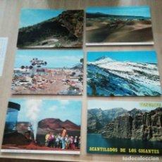 Postales: POSTALES DE CANARIAS AÑOS 80 (22 UDS). Lote 220188455