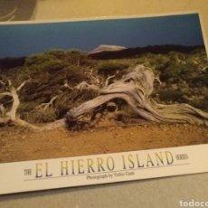 Postales: EL HIERRO. EL SABINAL. SIN CIRCULAR. Lote 220794685