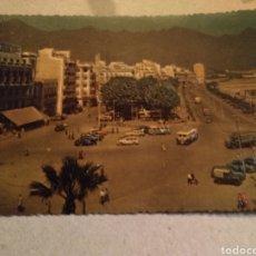 Postales: POSTAL DE TENERIFE. AVENIDA DE ANAGA Y CALLE MARINA. SIN CIRCULAR. Lote 221304242