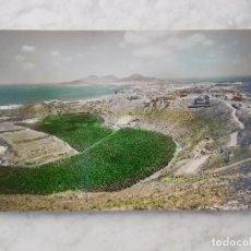 Postales: POSTAL LAS PALMAS DE GRAN CANARIA. VISTAS DE GUANARTEME Y PUERTO DE LA LUZ. ED. SICILIA SIN CIRCULAR. Lote 221530128