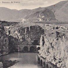 Postales: TENERIFE BARRANCO DE SANTOS. ED. BAZAR FRANCES Nº 26. SIN CIRCULAR. Lote 221702250