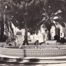 Postales: SANTA CRUZ DE TENERIFE PLAZA DE LOS PATOS. ED. LUJO Nº 90. SIN CIRCULAR. Lote 221702818