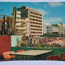 Postales: POSTAL. LAS PALMAS DE GRAN CANARIA. PLAYA DE LAS CANTERAS. ED. CASA HAMBURGO. NO ESCRITA.. Lote 221836863