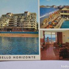 Postales: POSTAL. APARTAMENTOS BELLO HORIZONTE. LAS PALMAS DE GRAN CANARIA. ED. PHILIPPE MARTIN. NO ESCRITA.. Lote 221837303