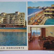 Postales: POSTAL. APARTAMENTOS BELLO HORIZONTE. LAS PALMAS DE GRAN CANARIA. ED. PHILIPPE MARTIN. NO ESCRITA.. Lote 221837350