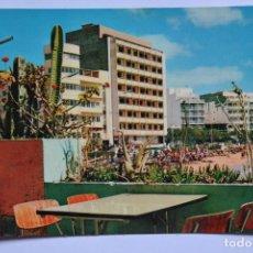 Postales: POSTAL. LAS PALMAS DE GRAN CANARIA. PLAYA DE LAS CANTERAS. ED. CASA HAMBURGO. NO ESCRITA.. Lote 221837573