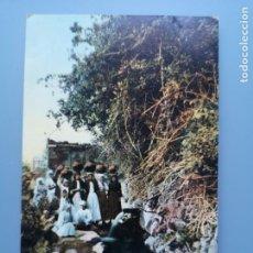 Postales: POSTAL LAS PALMAS CORRIENTE DE AGUA AGAETE ED RODRIGUEZ BROS PUERTO DE LA LUZ ISLAS CANARIAS PERFECT. Lote 221964290