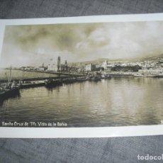 Postales: POSTAL SANTA CRUZ DE TENERIFE VISTA DE LA BAHIA. Lote 222099088