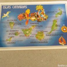 Postales: POSTAL DE TENERIFE. ISLAS CANARIAS. SIN CIRCULAR. Lote 222114178