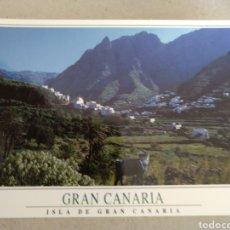 Postales: POSTAL DE LAS PALMAS. VALLE AGAETE. SIN CIRCULAR. Lote 222121975