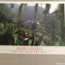 Postales: POSTAL DE CANARIAS. CAMINO A TEROR. CANARIAS TROPICAL. SIN CIRCULAR. Lote 222123466