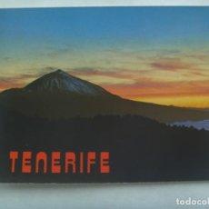 Postales: POSTAL DE TENERIFE ( ISLAS CANARIAS ): ATARDECER. Lote 222172481