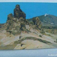Postales: POSTAL DE TENERIFE ( ISLAS CANARIAS ): EL TEIDE. Lote 222175951