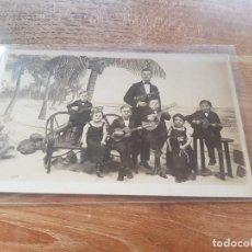 Postales: FOTO POSTAL COMPONENTES COMPAÑIA TENERIFE CANARIAS. Lote 222226621