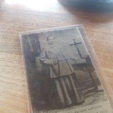 Postales: FOTO POSTAL OBISPO TENERIFE CANARIAS. Lote 222226687