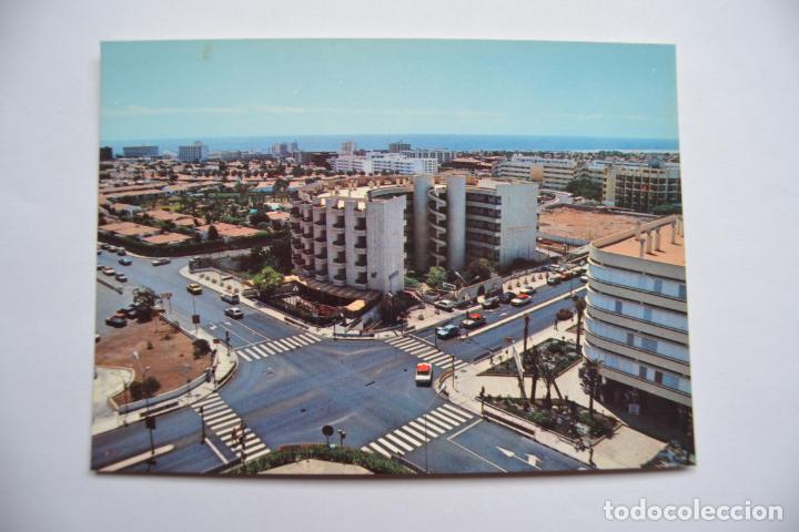 POSTAL. 140. GRAN CARIA. PLAYA DEL INGLÉS. VISTA PARCIAL. COLECCIÓN PERLA. NO ESCRITA. NO ESCRITA. (Postales - España - Canarias Moderna (desde 1940))