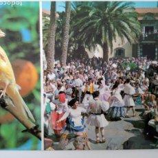 Postales: ANTIGUA POSTAL AÑOS 60 .ISLAS CANARIAS. Lote 222338605