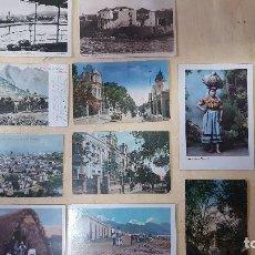 Postales: LOTE POSTALES ANTIGUAS DE TENERIFE. Lote 222469906