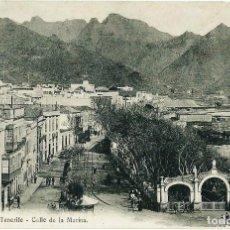 Postales: SANTA CRUZ DE TENERIFE CALLE DE LA MARINA. EDITOR P.V.K.Z Nº 16051. Lote 222511461