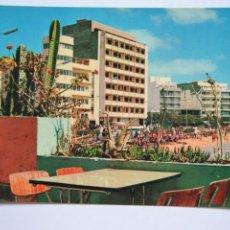 Cartes Postales: POSTAL. LAS PALMAS DE GRAN CANARIA. PLAYA DE LAS CANTERAS. ED. CASA HAMBURGO. NO ESCRITA.. Lote 222538423