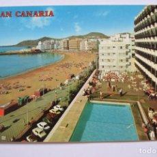 Cartes Postales: POSTAL. 2893. LAS PALMAS DE GRAN CANARIA. PLAYA DE LAS CANTERAS. COLECCIÓN PERLA. NO ESCRITA.. Lote 222538970
