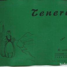 Postales: TENERIFE-CANARIAS. Lote 222921710
