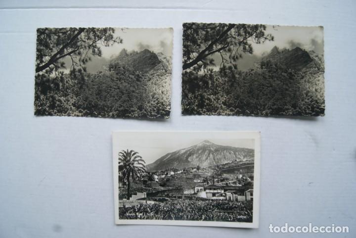 Postales: LOTE O COLECCION DE 17 POSTALES CANARIAS DIFERENTES ESCRITAS PUEBLOS - Foto 4 - 224068140