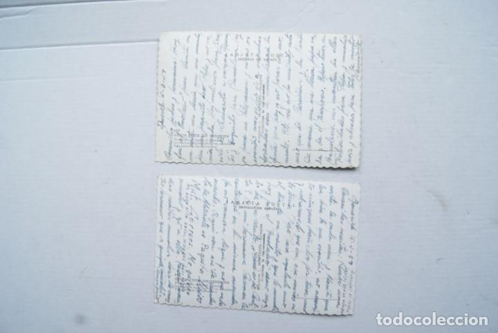Postales: LOTE O COLECCION DE 17 POSTALES CANARIAS DIFERENTES ESCRITAS PUEBLOS - Foto 7 - 224068140