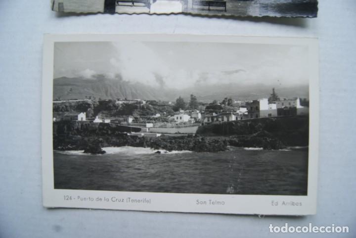 Postales: LOTE O COLECCION DE 17 POSTALES CANARIAS DIFERENTES ESCRITAS PUEBLOS - Foto 11 - 224068140