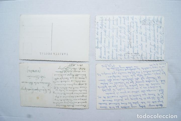 Postales: LOTE O COLECCION DE 17 POSTALES CANARIAS DIFERENTES ESCRITAS PUEBLOS - Foto 16 - 224068140