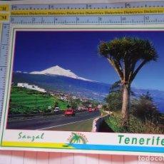 Postais: POSTAL DE TENERIFE. TEIDE AUTOVÍA. 2365. Lote 224126662