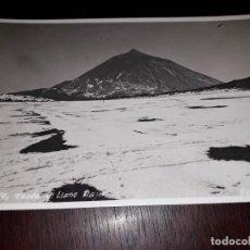 Postales: Nº 40249 POSTAL FOTOGRAFICA TENERIFE TEIDE Y LLANO FOTO A MARTIN Nº 18. Lote 224272473