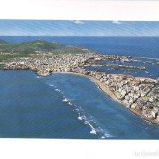 Postales: P2095.- LAS PALMAS DE GRAN CANARIA.- PANAVUE DEL PUERTO DE LA LUZ. Lote 224330170