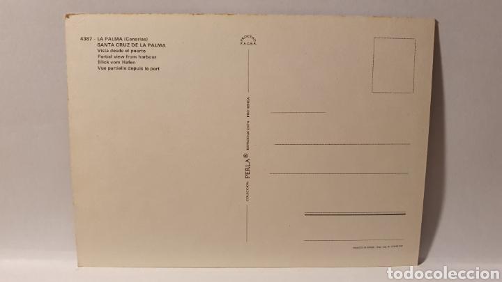 Postales: 4387 LA PALMA/ CANARIAS/ SANTA CRUZ/ SIN CIRCULAR/ (REF.D.167) - Foto 2 - 226142040