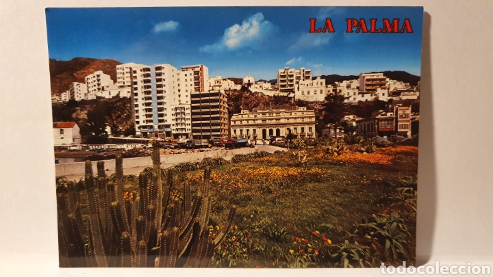 4387 LA PALMA/ CANARIAS/ SANTA CRUZ/ SIN CIRCULAR/ (REF.D.167) (Postales - España - Canarias Moderna (desde 1940))