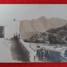 Postales: POSTAL CANARIAS PEÑON VELEZ DE LA GOMERA FOTOGRAFICA ORIGINAL P1096. Lote 226624025