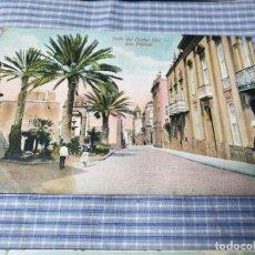 Postales: POSTAL ANTIGUA CANARIAS. LAS PALMAS. CALLE DOCTOR CHIL. ESCRITA. Lote 226641210