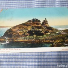 Postales: POSTAL ANTIGUA CANARIAS. DEL SUR DE GRAN CANARIA. CIRCULADA 1912. Lote 226641555
