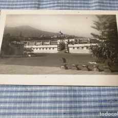 Postais: POSTAL FOTOGRÁFICA ANTIGUA CANARIAS. TENERIFE. PUERTO DE LA CRUZ. PLAYA DE MARTIANEZ, PISCINA TEIDE. Lote 226902451