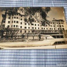 Postales: POSTAL FOTOGRÁFICA ANTIGUA CANARIAS. TENERIFE. PUERTO DE LA CRUZ. PISCINA HOTEL TAORO. ED. ARRIBAS.. Lote 226903360