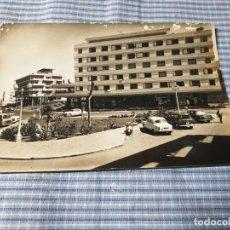 Postales: POSTAL FOTOGRÁFICA ANTIGUA CANARIAS. TENERIFE. PUERTO DE LA CRUZ. HOTEL LAS VEGAS. ED. ARRIBAS.. Lote 226903450