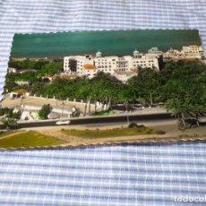 Postales: POSTAL FOTOGRÁFICA ANTIGUA CANARIAS. LAS PALMAS DE GRAN CANARIA. HOTEL SANTA CATALINA Y PISCINA. Lote 227060525