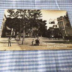 Postales: POSTAL ANTIGUA CANARIAS. LAS PALMAS. PLAZA SAN BERNARDO. ESCRITA. Lote 227071650