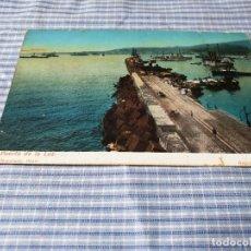Postales: POSTAL ANTIGUA CANARIAS. PUERTO DE LA LUZ. Lote 227072105