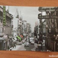 Postales: POSTAL. CALLE MAYOR DE TRIANA. LAS PALMAS DE GRAN CANARIA. Lote 228030170