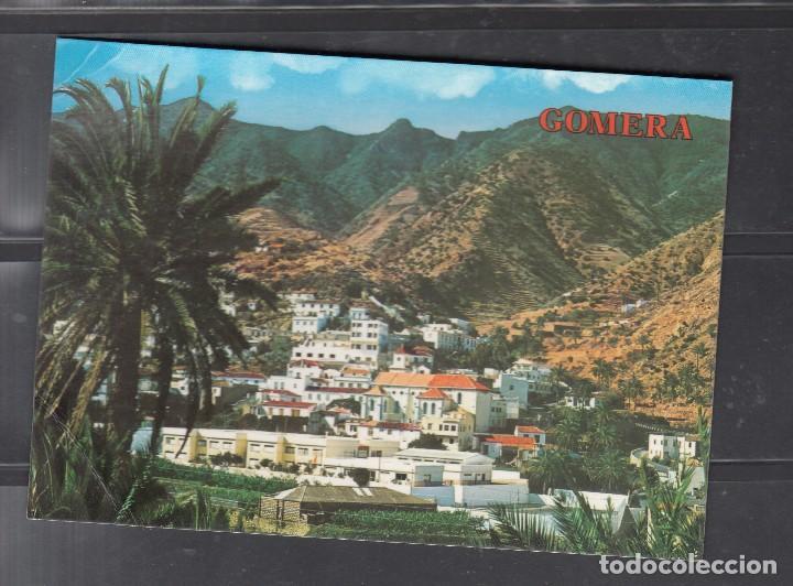 5542.- ISLA DE LA GOMERA. VALLEHERMOSO (Postales - España - Canarias Antigua (hasta 1939))
