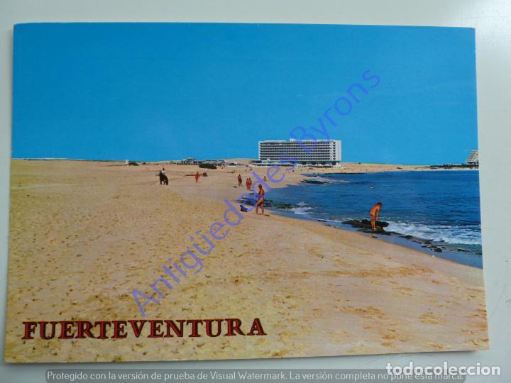 CORRALEJO. HOTEL OLIVA BEACH. FUERTEVENTURA (Postales - España - Canarias Moderna (desde 1940))