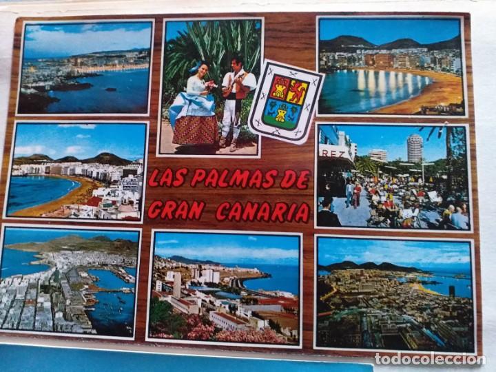 POSTAL DE CANARIAS (Postales - España - Canarias Moderna (desde 1940))